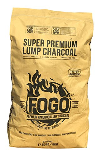 Fogo Super Premium Hardwood Lump Charcoal – Complete Review